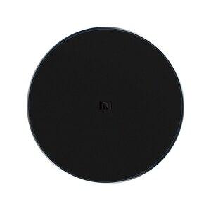 Image 4 - オリジナルシャオ mi ワイヤレスチャージャーチースマートクイックチャージャー QC 急速充電器 7.5 用 mi mi × 2S iPhone × 8 プラス 10 ワット三星電子 S9