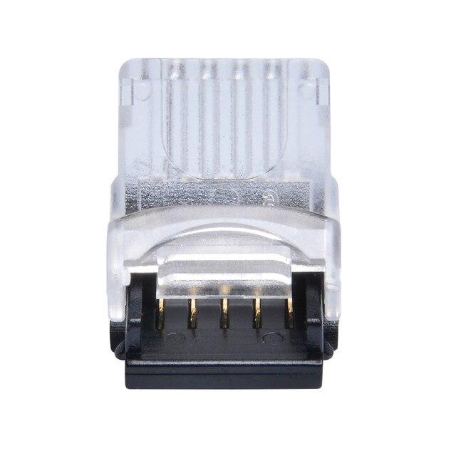 Online-Shop 10 stücke 5 Pin LED Streifen zu Draht-anschluss für 12mm ...