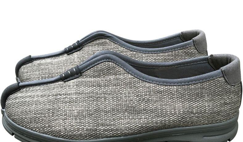 buddhist Net zen lay monk meditation arhat shoes black//coffee //gray