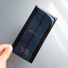 9V 1 3W Mini monocrystalline polycrystalline solar Panel for DIY Solar study