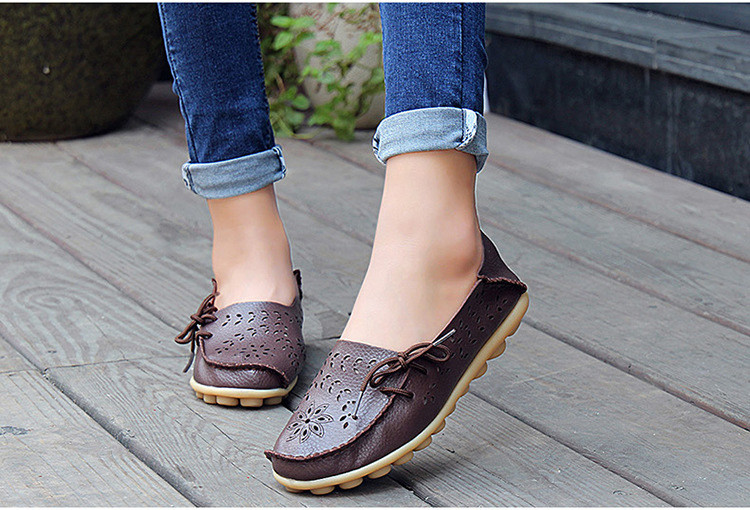 AH 911-2 (15) Women's Summer Loafers Shoes