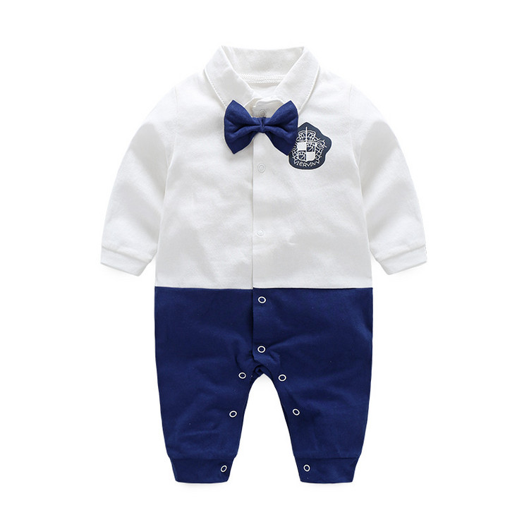 baby rompers new 100% cotton kids/boys/girls/newborn clothes long sleeve infant spring/summer/autumn/winter clothing baby rompers cotton long sleeve 0 24m baby clothing for newborn baby captain clothes boys clothes ropa bebes jumpsuit custume