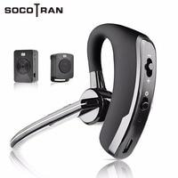 SOCOTRAN Portable Walkie Talkie K head Wireless Bluetooth headset two way radio K interface headphone earpiece radio transceiver