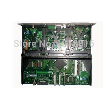Free shipping 100% test laser jet  for HP5550/5550dn Formatter board Q3713-69002 printer part on sale