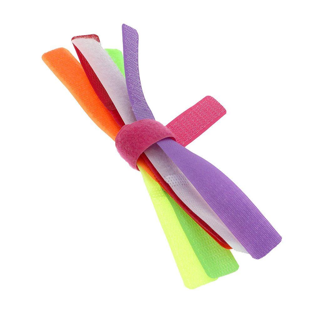 1PC Cable Tie Winder Band Strap Wire Organizer for Computer Acer Dell Laptop HP Color Random