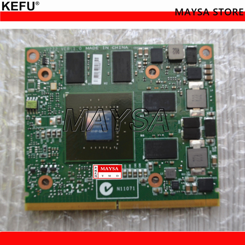 Original Fit For DELL K1000 K1000M video card 2G CN-0F8T83 0F8T83 N14P-Q1-A2 цена и фото