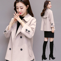 Spring And Autumn And Winter High Quality Women S Short Coat Slim Coat Jacket Europe And