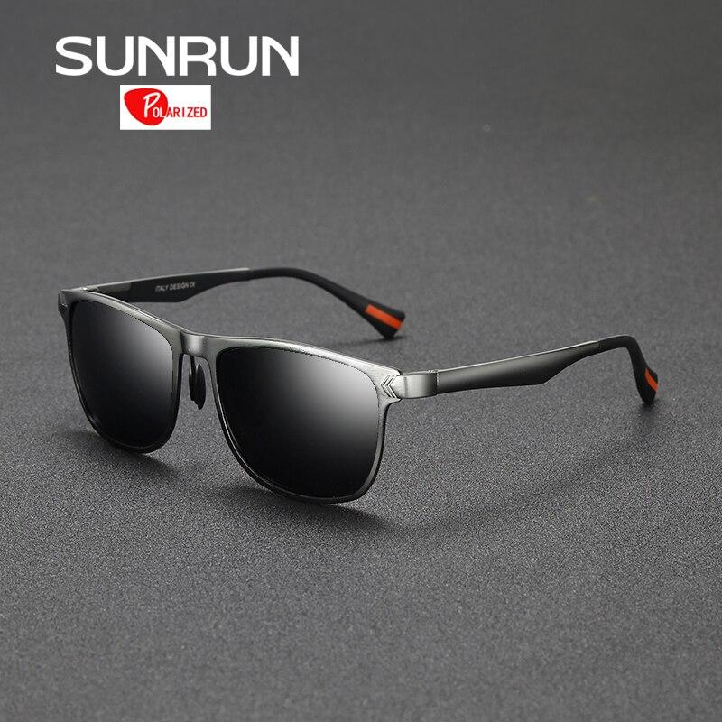 SUNRUN Sunglasses Mens
