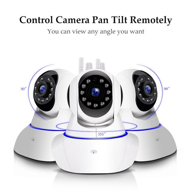 1080P IP Camera Wireless Home Security IP Camera Surveillance Camera Wifi  Night Vision  Baby Monitor  CCTV Camera 1920*1080 1