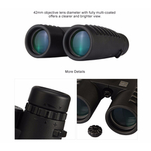 Hunting Scopes Binoculars with Neck Strap Carry Bag Night Vision Telescope Bak4
