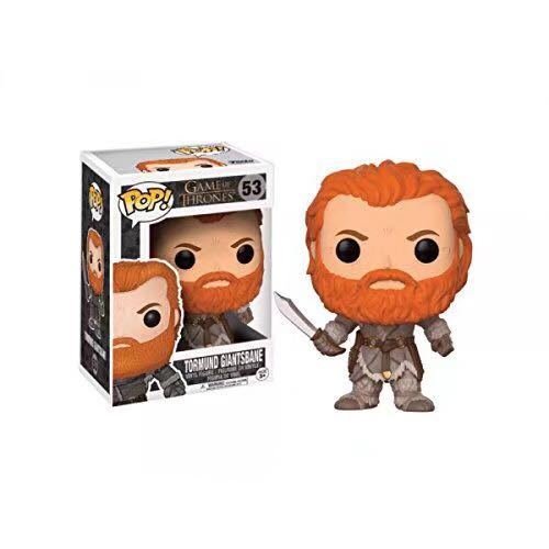 FUNKO POP Song Of Ice And Fire Game Of Thrones Action Figure boy toys birthday Gift with retail box 3