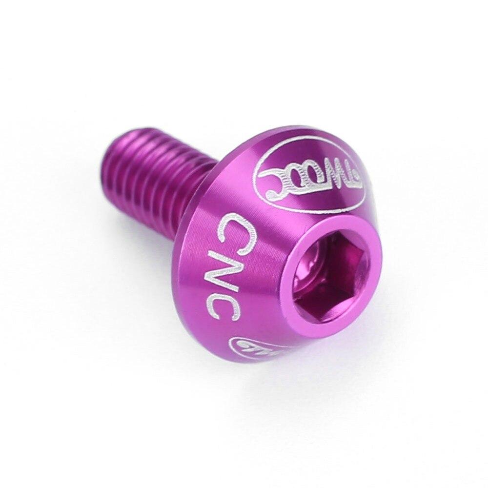Велосипедный держатель для бутылки с водой, винтовые болты, Прочный красочный аксессуар для велосипеда, установка велосипедной клетки для бутылок, 7 цветов, для велоспорта