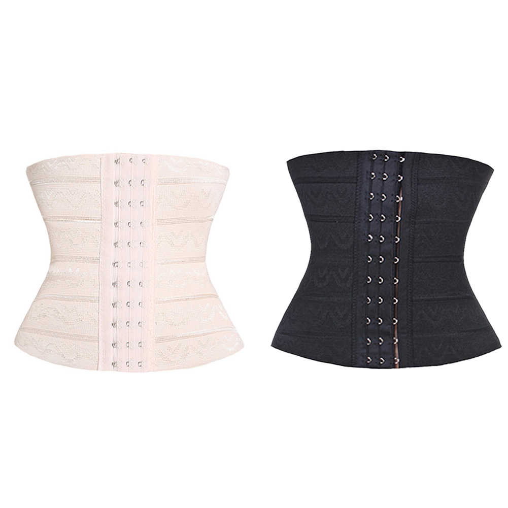 21cm Postpartum Belt Women Waist Slim Body Shaper Breathable Waist Shaper Trainer Body Belt Control Corset Waist Slimming Belt