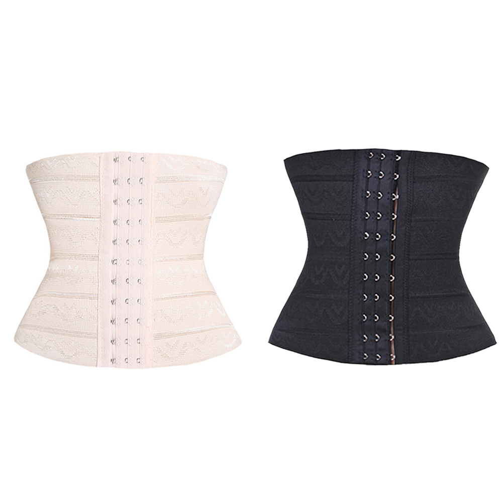 Women Slimming Body Waist Shaper Corset Trainer Body Breathable Belt Control Waist Slimming Belt купить в Москве 2019