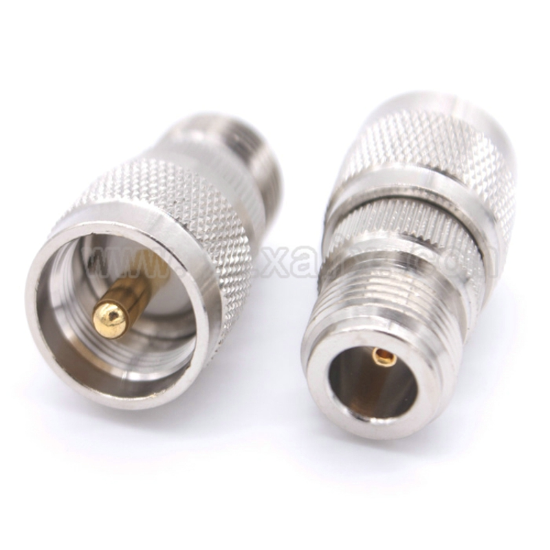 RF coaxial coax adapter UHF to N connector PL259 SO239 UHF male to N female Jack free shipping n type n male plug to f female jack rf coaxial adapter connector free shipping