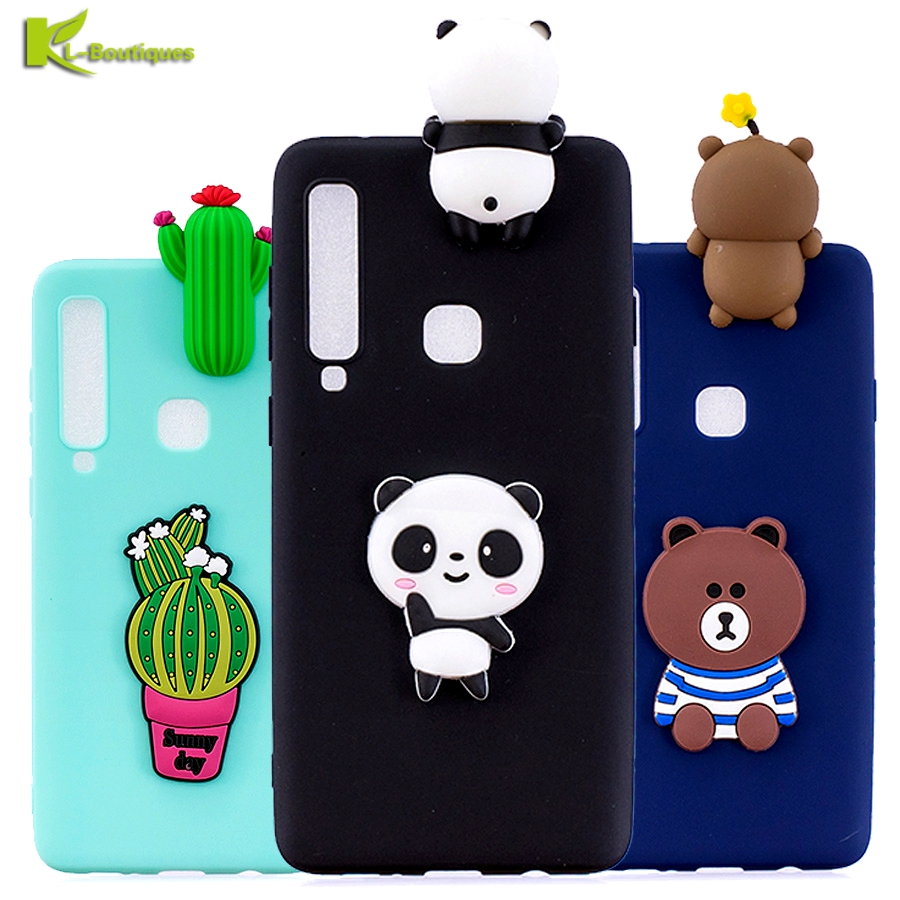 Ambitious Case On Sfor Fundas Samsung Galaxy A9 A920 A7 A750 2018 Case Soft Diy Dolls Toy Phone Cases For Samsung Galaxy A9 A7 2018 Cover