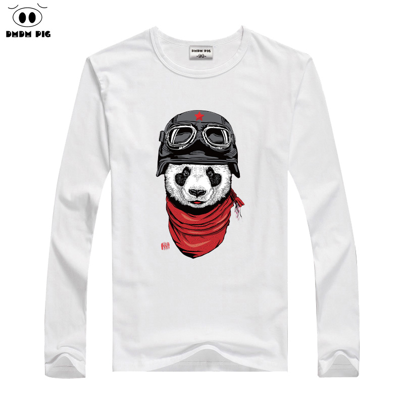 06686c495 Children Cartoon Panda Print T-shirt Boy Girls Winter Long Sleeve Tee Tops  Costume For Kids Clothing Baby 100% Cotton T Shirt - aliexpress.com -  imall.com