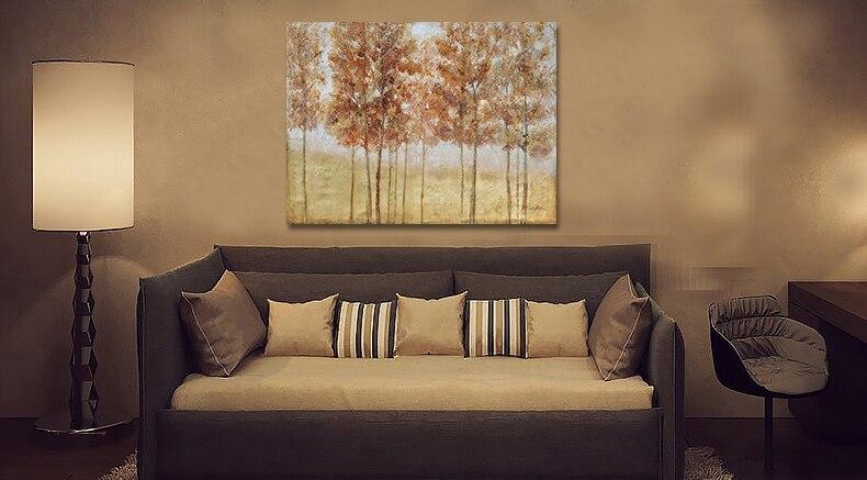 Warme Gezellige Woonkamer : Herfst herfst warme gezellige bos gouden bomen