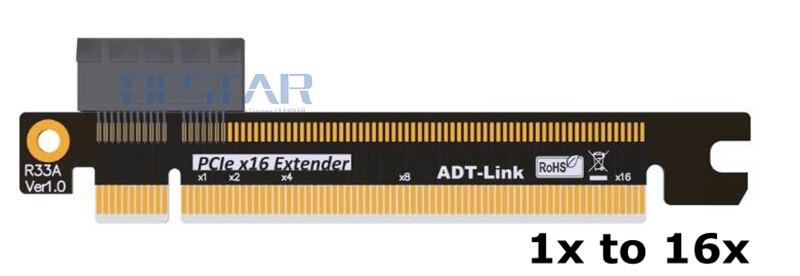 10 pièces/2018 newpci-e 3.0 1x 4x 8x 16x carte graphique adaptateur de protection carte de Test carte de Test PCI Express PCIe x16 Extender pour GTX1080