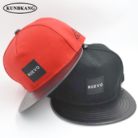 2016 New Fashion Unisex Letter Cotton Baseball Cap For Men And Women Summer Casual Snapback Hip