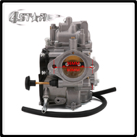 Engine Carburetor For Yamaha Bruin 350 Big Bear 400 Grizzly 350 450 Kodiak 400 Wolverine 350 450 ATVODIAK 400 2WD 4WD ATV