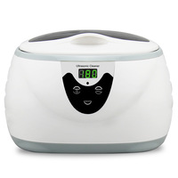 HIMOSKWA Mini 600ML Ultrasonic Cleaner Nipple Disinfection Machine Jewelry Ultrasonido Bath Watch Glasses Cleaning Equipment