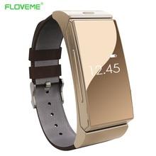 FLOVEME A5 Bluetooth 4,0 Smart Uhr Kamera Herzfrequenz Intelligente Smartwatch Armband Armband Uhr für IOS Android-Handy