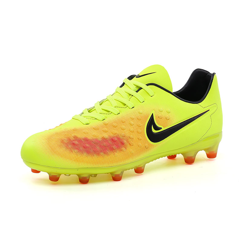 san francisco 65cb0 10ae1 New Arrive 2018 Soccer Shoes TIEMPO Legend V FG AG Outdoor Professional  Football Boots Men Training Sneaker Adult Soccer Cleats