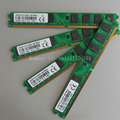 Горячая 8 ГБ 4 X 2 ГБ DDR2-667 PC2-5300 667 мГц 240PIN DIMM 8 г 512ram не Ecc низкой плотности Unbuffered настольных памяти
