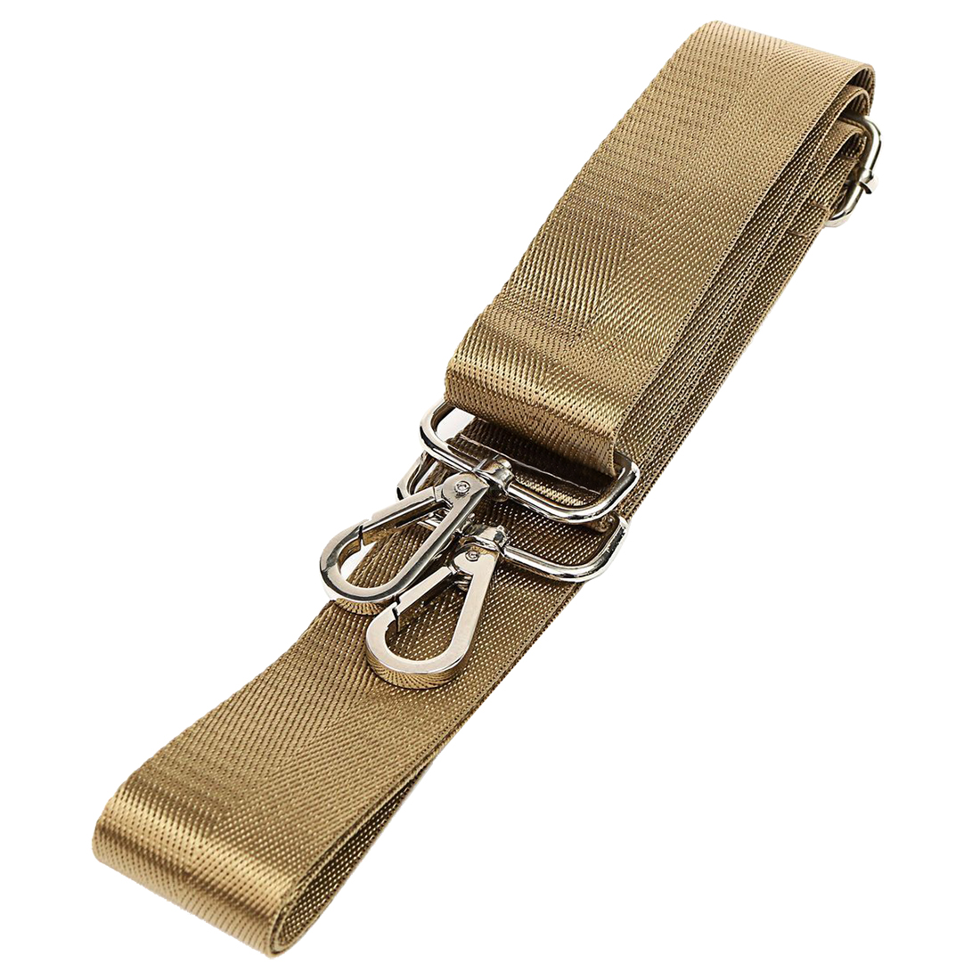 Replacement Shoulder Bag Straps Adjustable Strap Luggage Camera Bag, Khaki 1PCS