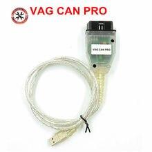 VAG PRO CAN BUS + UDS + k-line S.W versión 5.5.1, superventas, envío gratis
