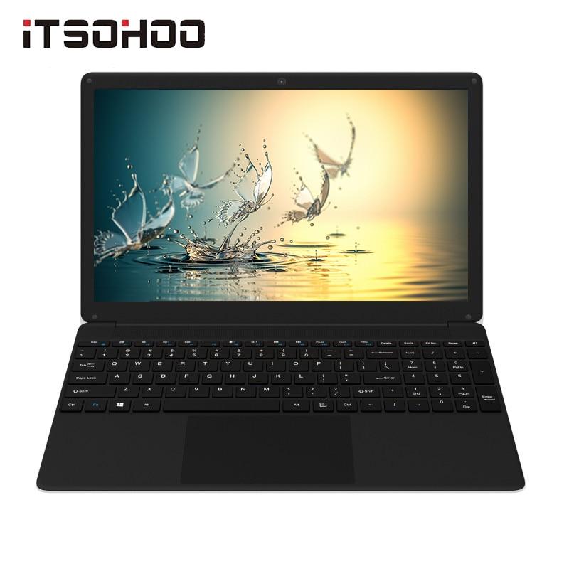 ITSOHOO Core i3 15.6 pollici Del Computer Portatile con 500GB Hard disk computer portatili di Gioco Win 10 OS del computer portatile