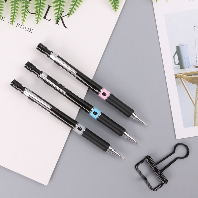 0 5mm 0 7mm HB Automatic Pencil Student School Office Supplies Painting Tools in Mechanical Pencils from Office School Supplies