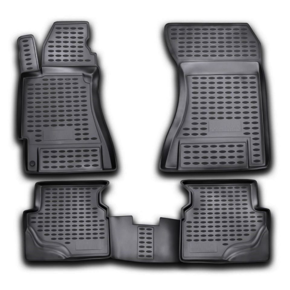 цена на Floor mats for Subaru Forester 2002-2008 Element NLC4601210