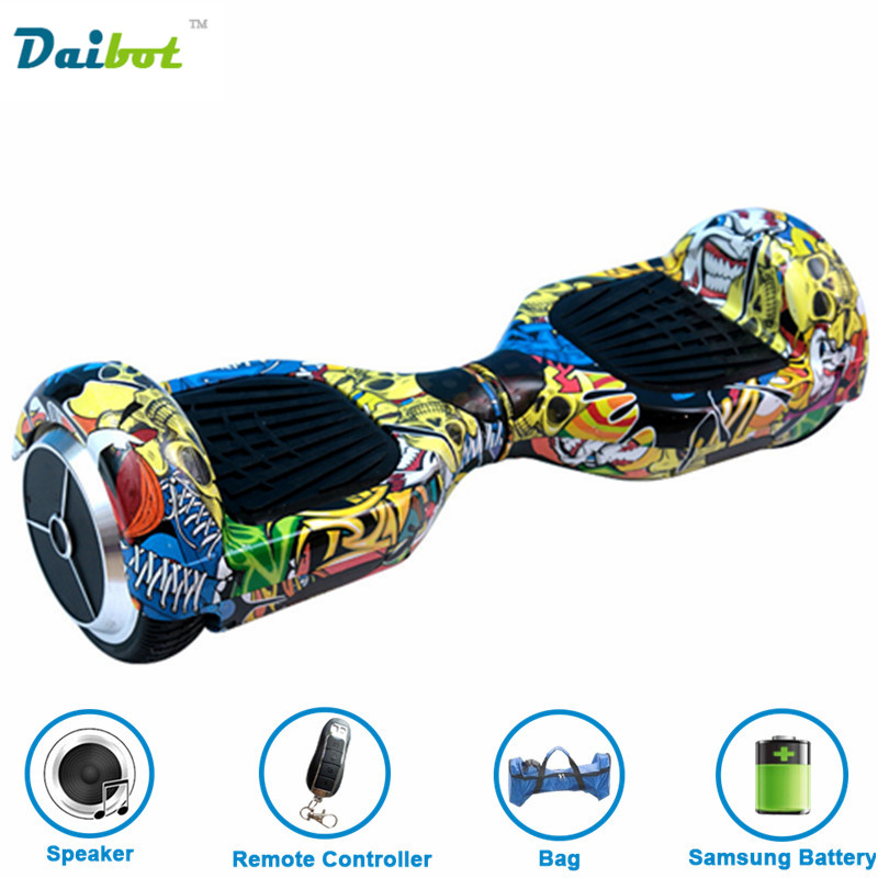 France Stock 6.5 inch Hoverboard Electric Skateboard Self Balancing Scooter Smart balance Wheel hover board Remote Controller 8 inch hoverboard 2 wheel led light electric hoverboard scooter self balance remote bluetooth smart electric skateboard