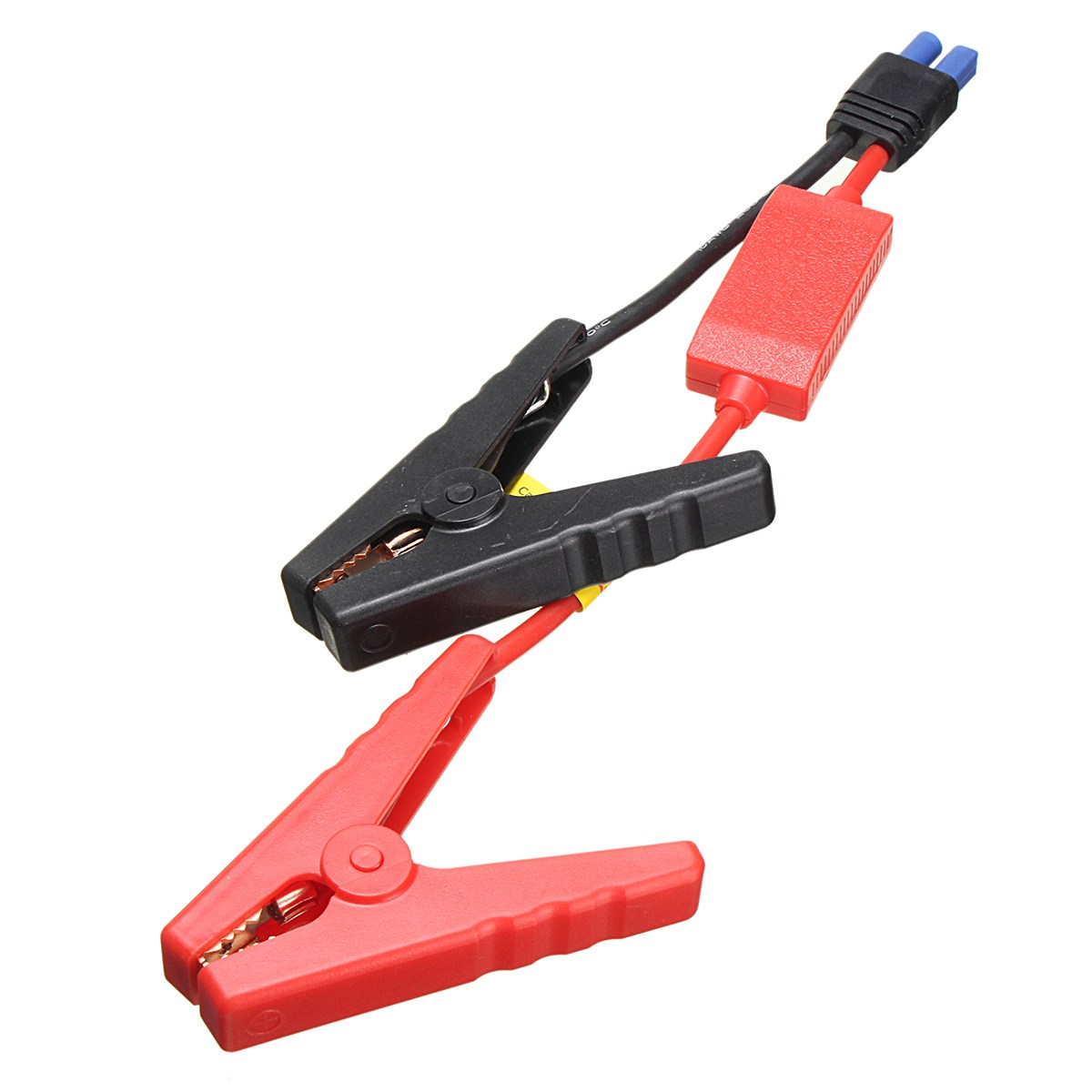 Car Jump Starter Connector Lead Cable Clip Battery Alligator Clamp 12V