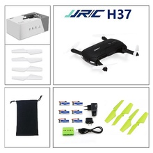 JJRC H37 2MP 720 P Камера складной WI-FI FPV Drone высота Удержание карман RC Quadcopter в E50 T37 JXD325