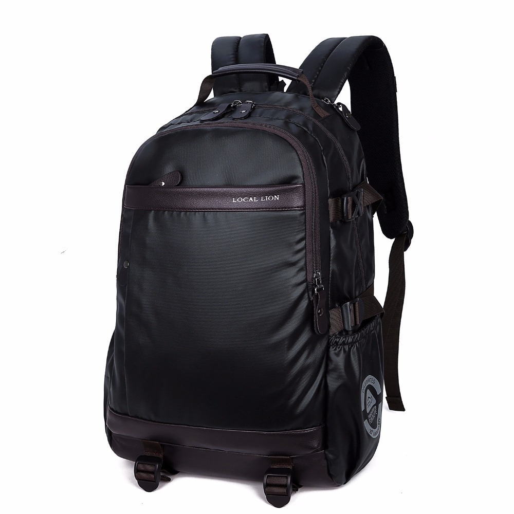 2018 New Outdoor Sports Backpack Male Travel Travel Mountaineering Korean Female College Students Leisure Back