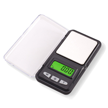 Mini Precision Weight Balance Digital Jewelry Scales 300g/0.