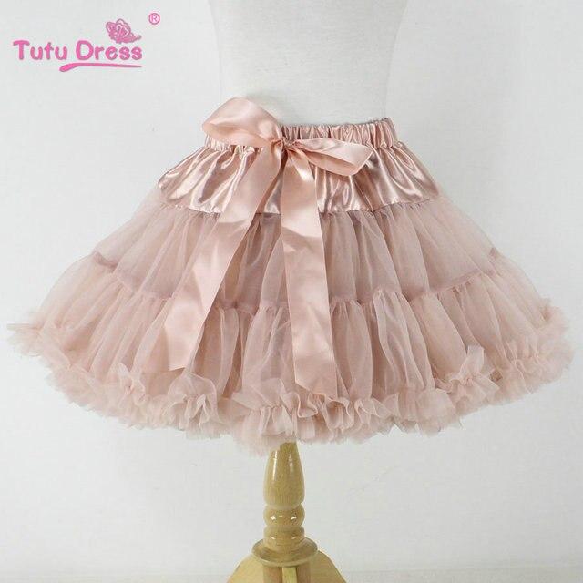 Baby Girls Tutu Skirt Baby Pettiskirt Tutu Ruffle Vintage Tutu Baby Skirt
