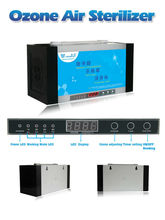 1pc 20W 0~1000mg/hr Air purification sterilization for office TCB-135 TRUMPXP 1g Timer Auto-working portable OZONE AIR PURIFIER