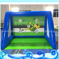 Portable Outdoor Target Inflatable Football Gate Adult Kick Games Inflatable Soccer Goal For Kids