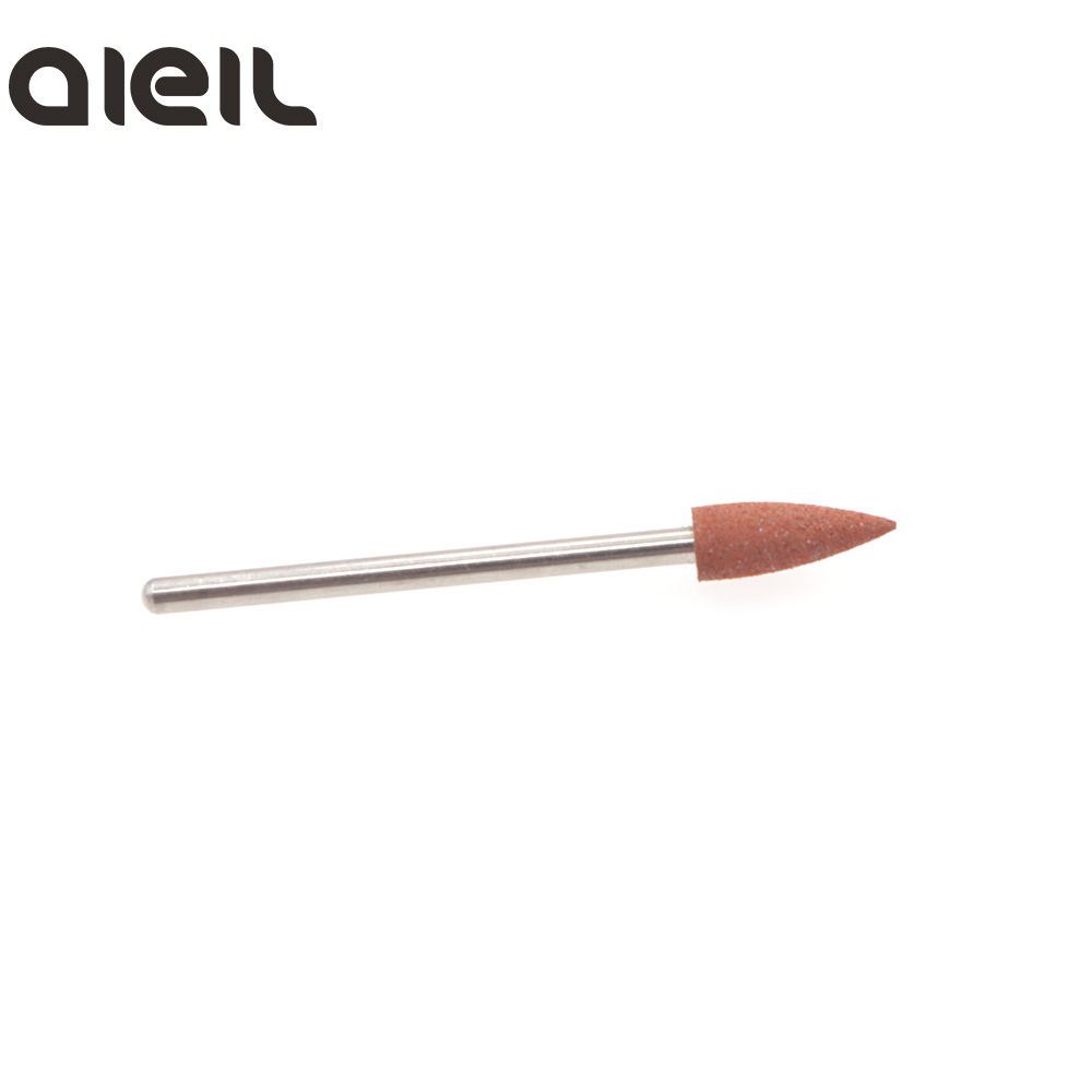 Image 5 - 6PCS Silicone Milling Cutter for Manicure Set Nail Drill Bit Set Milling Cutter Nail Milling Cutters for Pedicure Nail Art Tools-in Electric Manicure Drills from Beauty & Health