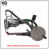 Protable Houshold Shoe Sewing Machine Shoemaker Manual Repair Shoes Equipment Durable Leather Hand Sewing Tools Kit