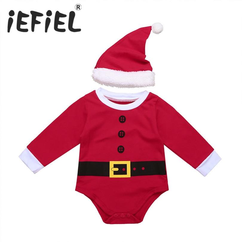 iefiel infant baby toddler boys girls christmas outfit. Black Bedroom Furniture Sets. Home Design Ideas