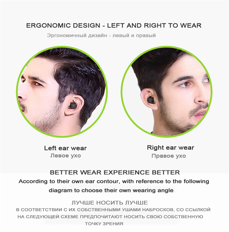 Q1 Q26 K8 mono small stereo earbuds hidden invisible earpiece micro mini wireless headset bluetooth earphone headphone for phone 11