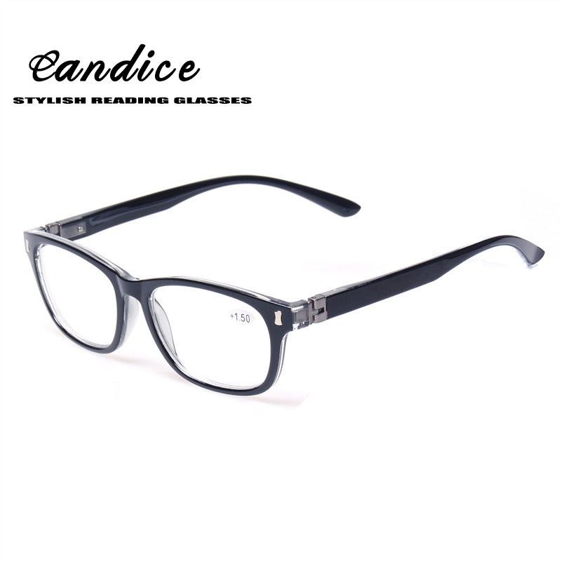 Reading Glasses 180 Degree Spring Hinge Stylish Desiged Women and Men Glasses for Reading +100 +150 200 +250 +300 +350 +400
