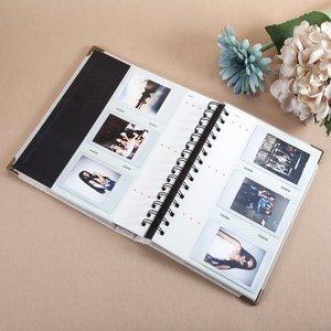 Image 4 - Mini Album de Photo Film, 120 poches, pour Polaroid Fujifilm, Instax, Mini, 9 8, 7, 70, 25 s, 90