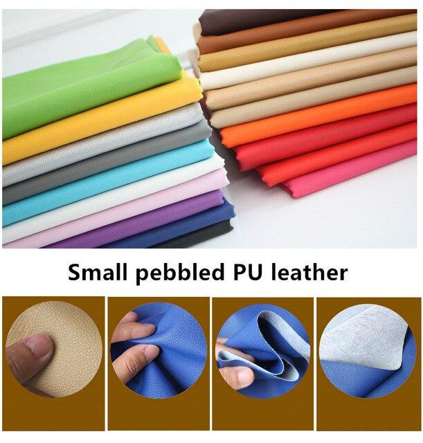 Pattern PU Leather Fabric Small 2