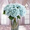 Artificial flowers cheap Silk hydrangea bouquet
